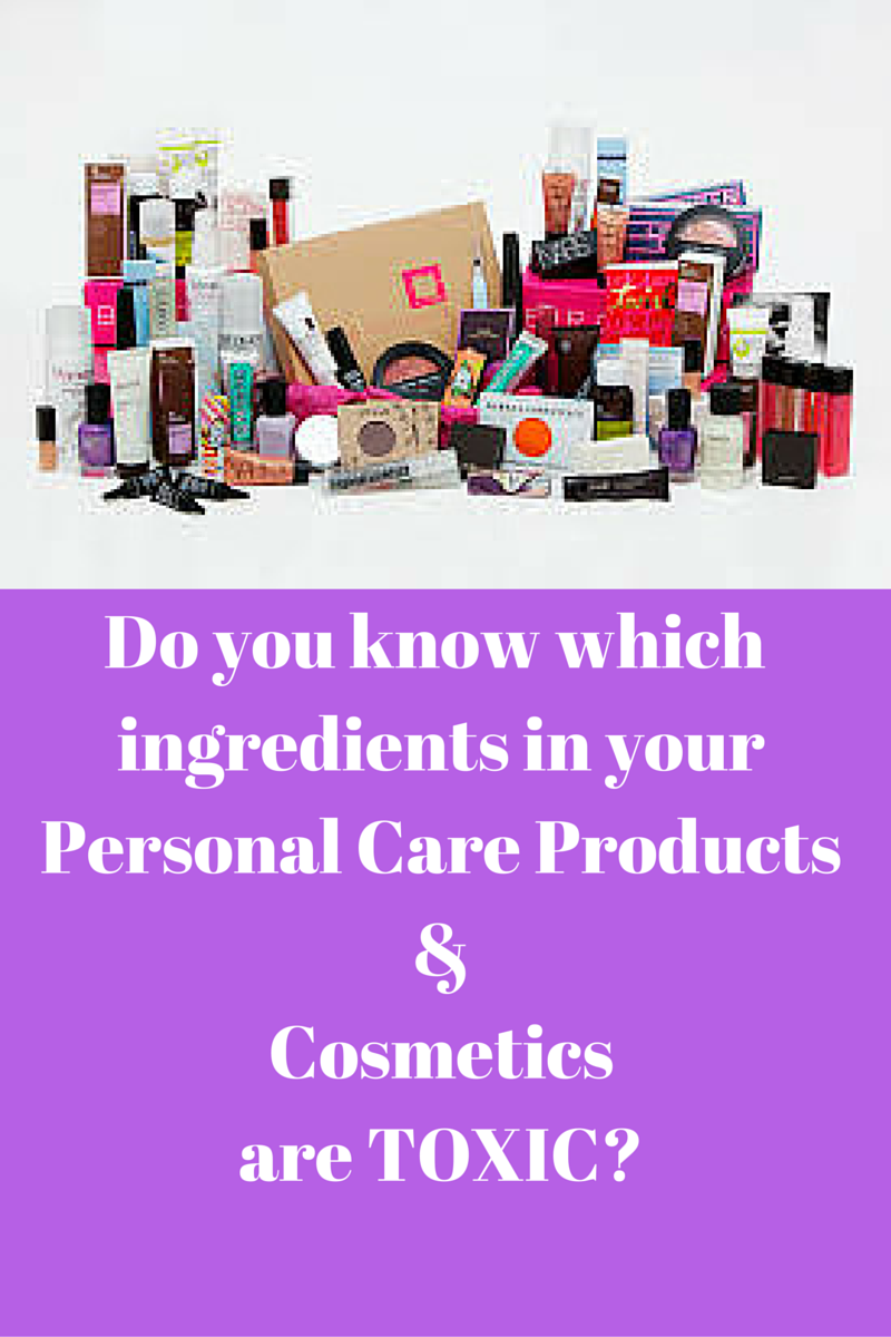 cosmetic toxins
